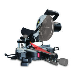 Steel Grip  120 volt 9 amps Corded  Compound Mitre Saw