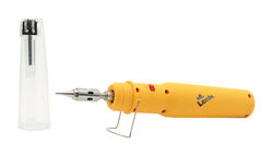 Wall Lenk  Cordless  Soldering Iron  70 watts Yellow