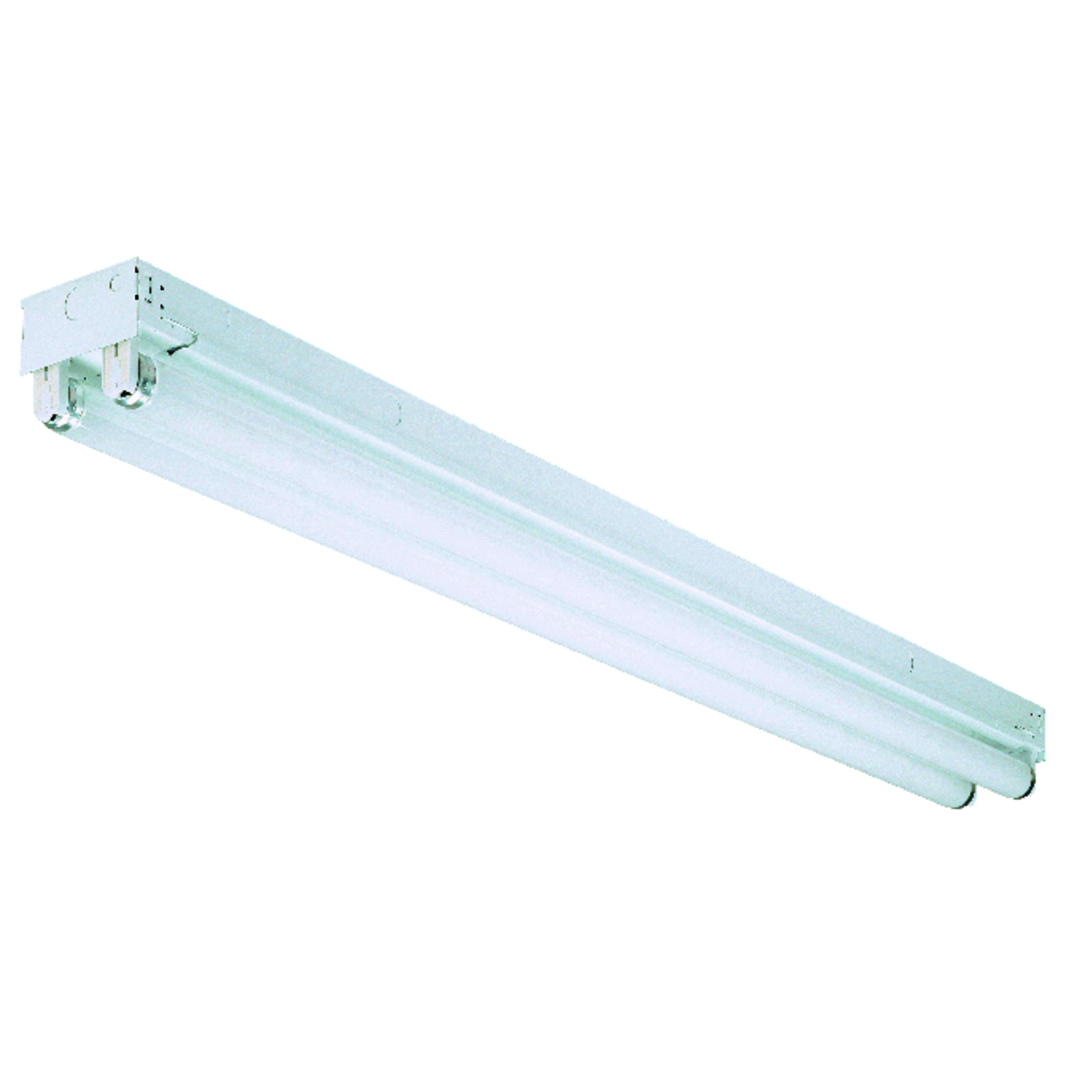 Lithonia Lighting  48 in. L Hardwired  Strip Light  White
