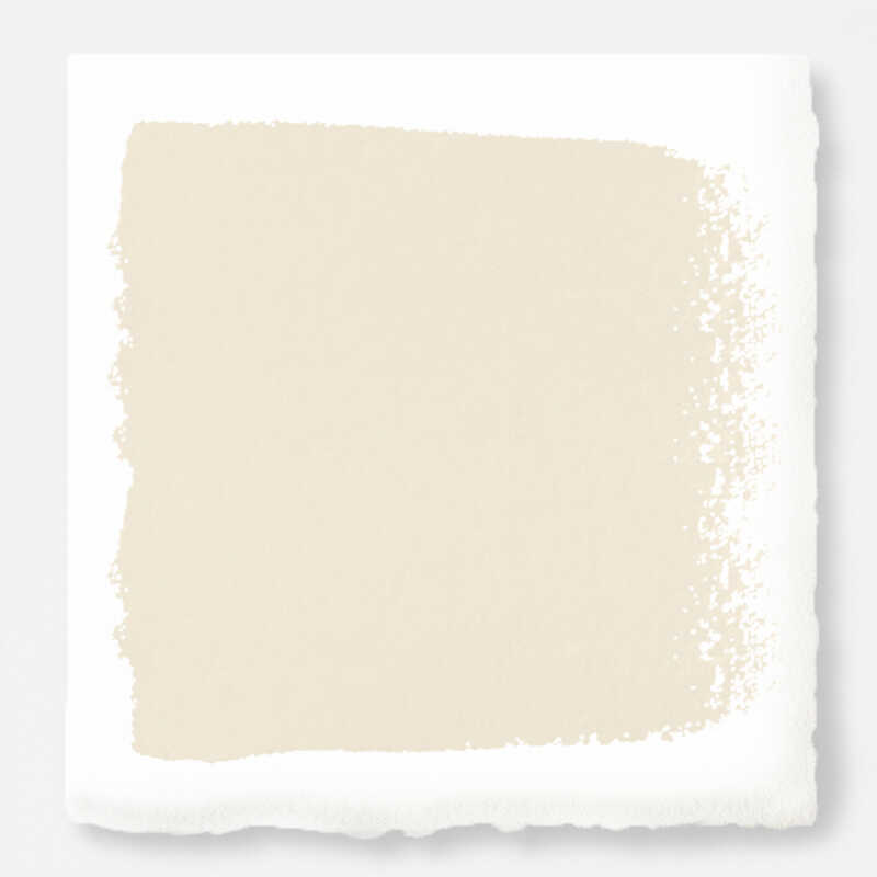 Magnolia Home  by Joanna Gaines  Satin  Carter Cr�me  U  Acrylic  Paint  1 gal.