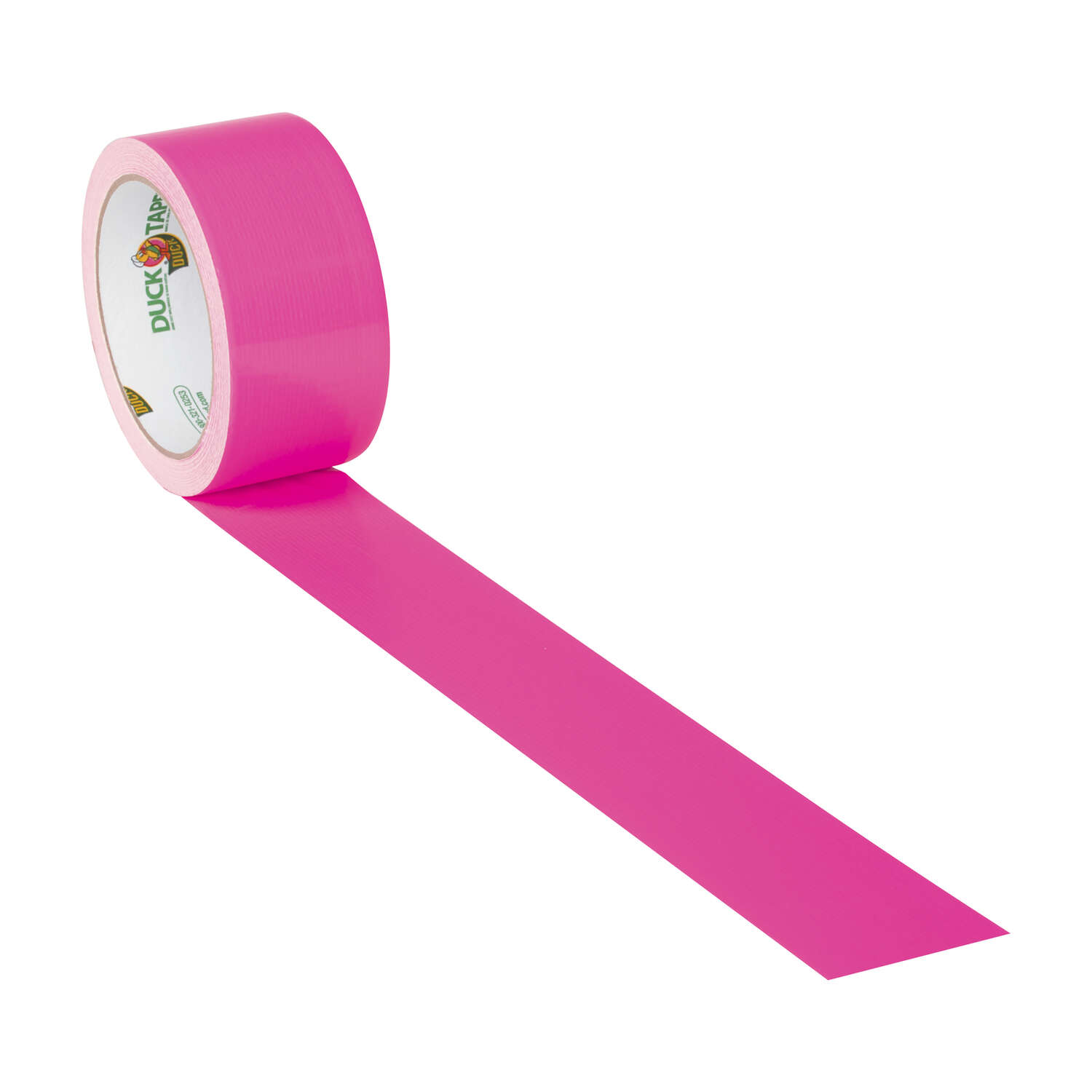 Duck Brand  45 ft. L x 1.88 in. W Pink  Duct Tape