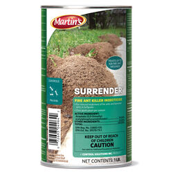 Martin's  Surrender  Powder  Fire Ant Killer  1 lb.