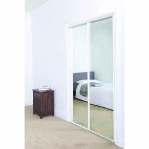 Erias  78 in. H x 24 - 3/16 in. W Sliding Door