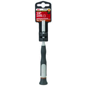 Ace  1/4  SAE  6.6 in. L 1 pc. Nut Driver