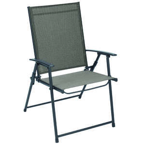 Living Accents  Sling  Folding Chair
