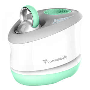 Vornado  Baby  1 gal. 180 sq. ft. Electronic  Humidifier