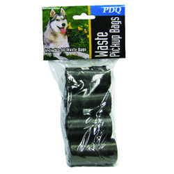 PDQ  Plastic  Disposable Pet Waste Bags  80 pk