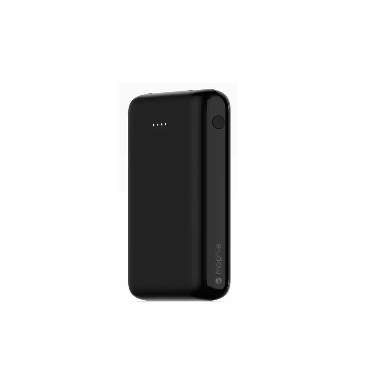 mophie  Zagg  Black  Power Boost XL  For iPhone and Android Universal  9 in. L