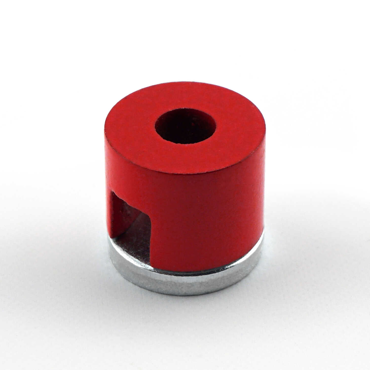 Master Magnetics  .375 Dia. in. Alnico  Work Holding Magnet  1.5 lb. pull 5.5 MGOe Red  1 pc.