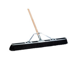 DQB  Synthetic  36 in. Push Broom