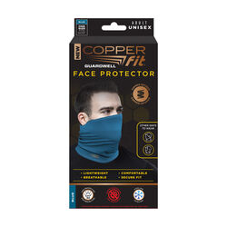 Copper Fit  Guardwell  Cooling  Face Protector  1 pk