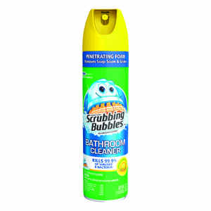 Scrubbing Bubbles  Citrus Scent Bathroom Cleaner  20 oz. Foam