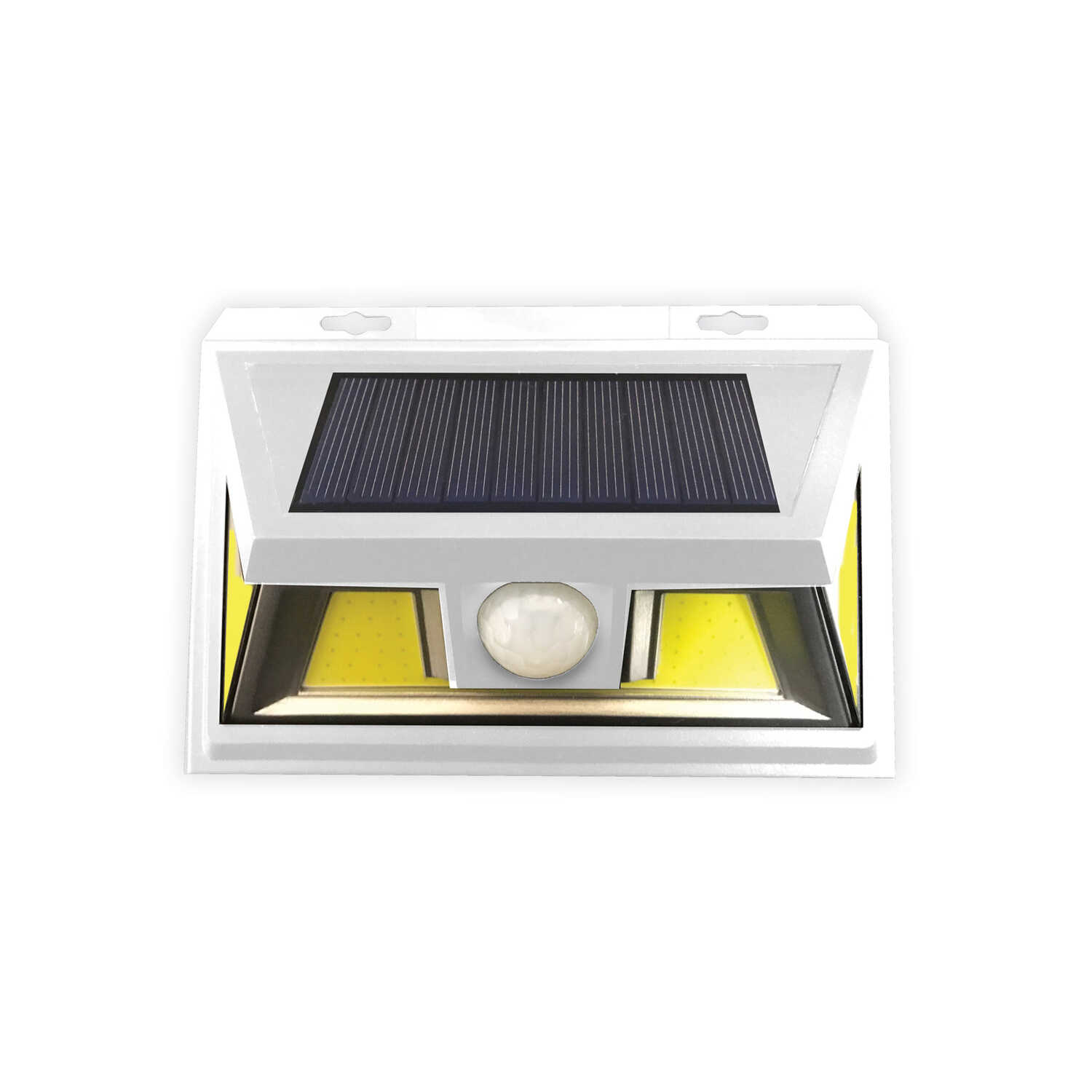 Atomic Beam  SunBlast  Motion-Sensing  Solar Powered  LED  White  Security Light