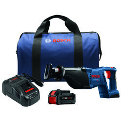Bosch  18 volt Cordless  Reciprocating Saw  Kit (Battery & Charger)