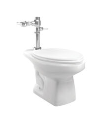 Cato Commerical Flux ADA Compliant 1.3 gal. Elongated Toilet Bowl