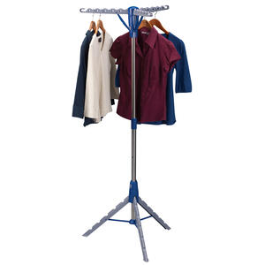 Household Essentials  64.5 in. H x 26 in. W x 26 in. D Metal  Tripod Clothes Dryer