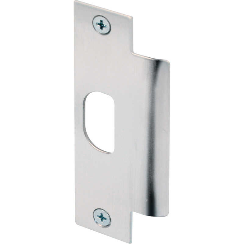 Prime-Line Standard Commercial Strike 4-7/8 in. 1-1/4 in. x 4-7/8 in. Stainless Steel Stainless Stee