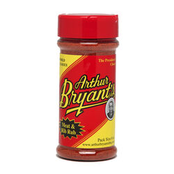 Arthur Bryant's Meat & Rib Seasoning Rub 6 oz.