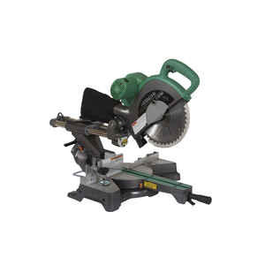 Metabo HPT  10 in. Corded  Compound Miter Saw with Laser  120 volt 12 amps 3800 rpm