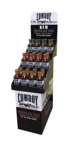 Cowboy  Assorted  BBQ Sauce  18 oz.