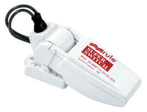 Rule  Float switch for bilge pumps  ABS Plastic