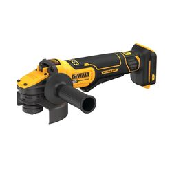 DeWalt FLEXVOLT ADVANTAGE Cordless 20 volt 4-1/2 to 5 in. Angle Grinder Bare Tool 9000 rpm