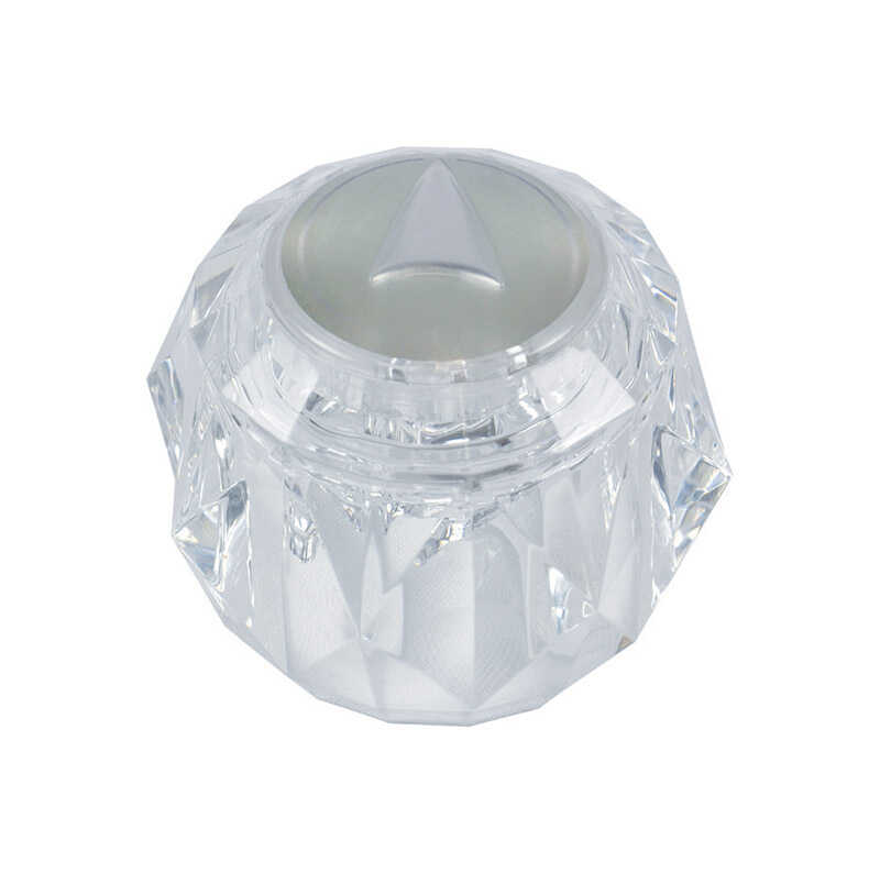 Ace  Knob  Acrylic  Clear  Tub/Shower  Diverter Handle  Delta faucets