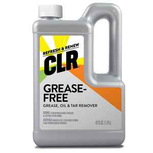 CLR  Grease Magnet  N/A Scent Cleaner and Degreaser  42 oz. Liquid