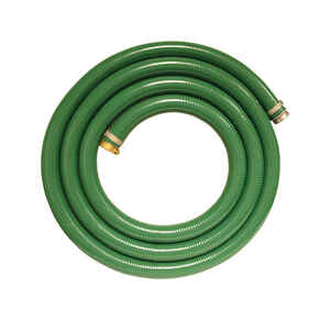 Apache  2 in. Dia. x 20 ft. L 60 psi PVC  Liquid Transfer Hose