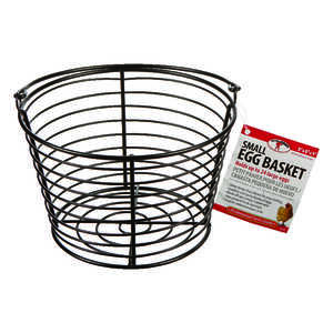 Little Giant  Small  Steel  Egg Basket
