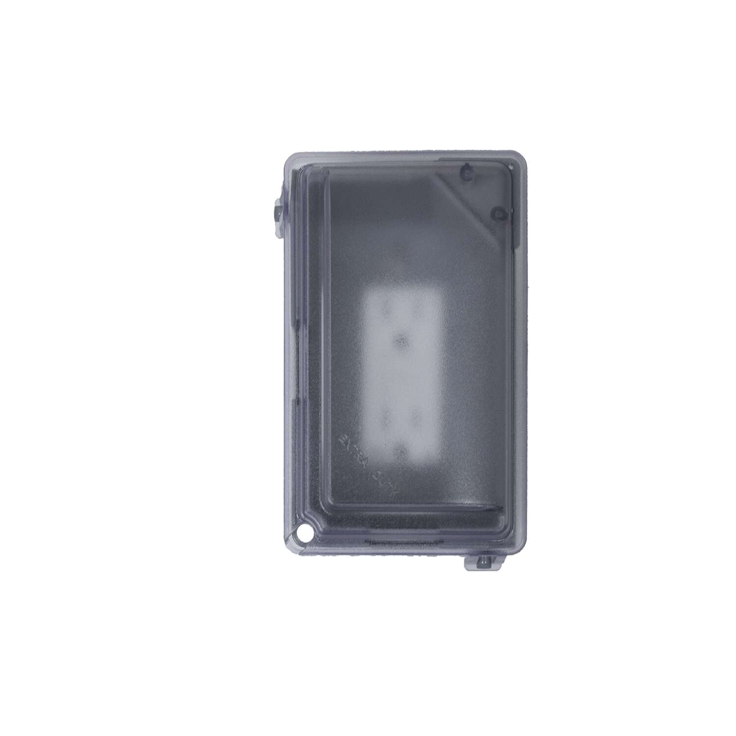 Sigma Electric Rectangle Plastic 1 gang Weatherproof Cover