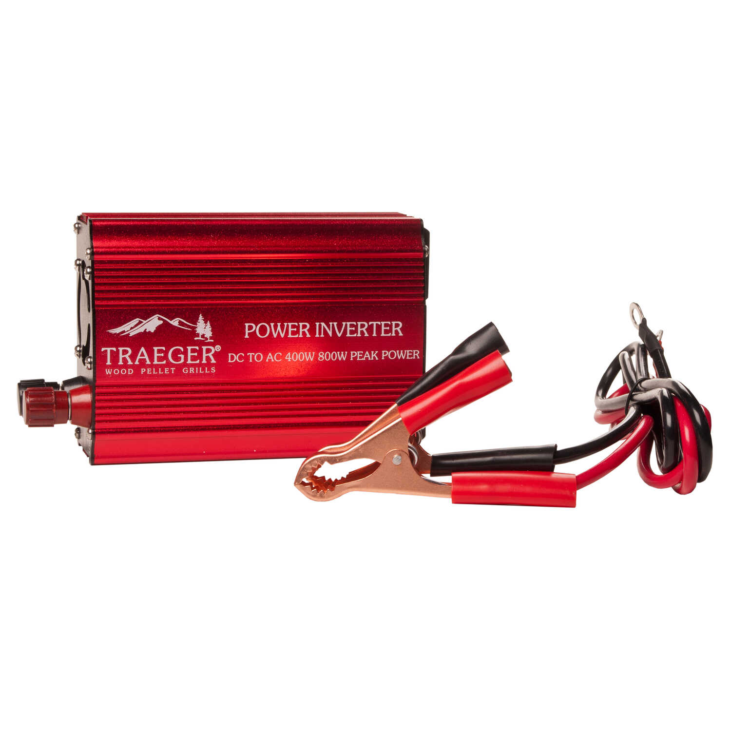 Traeger  Steel/Plastic  Power Inverter