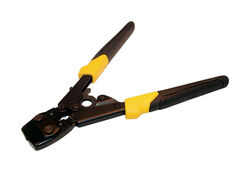 Apollo 1 PEX Quick Pinch Clamp Tool Black/Yellow 1 pc.