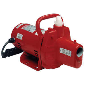 Red Lion  1/2 hp 12.8 GPM  Cast Iron  Sprinkler Pump