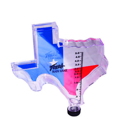 Turbine Rain Gauge Bracket 8 in. W x 9 in. L