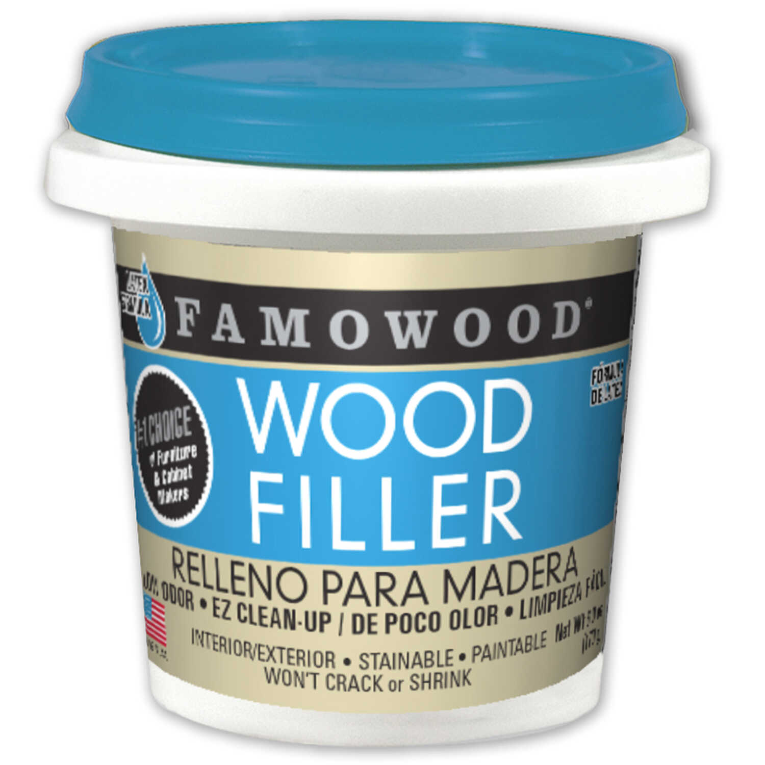 Famowood  Red Oak  Wood Filler  24 oz.