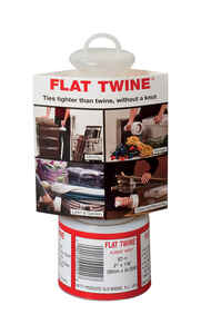 Nifty  Flat Twine  2 in. W x 178 ft. L Stretch Film