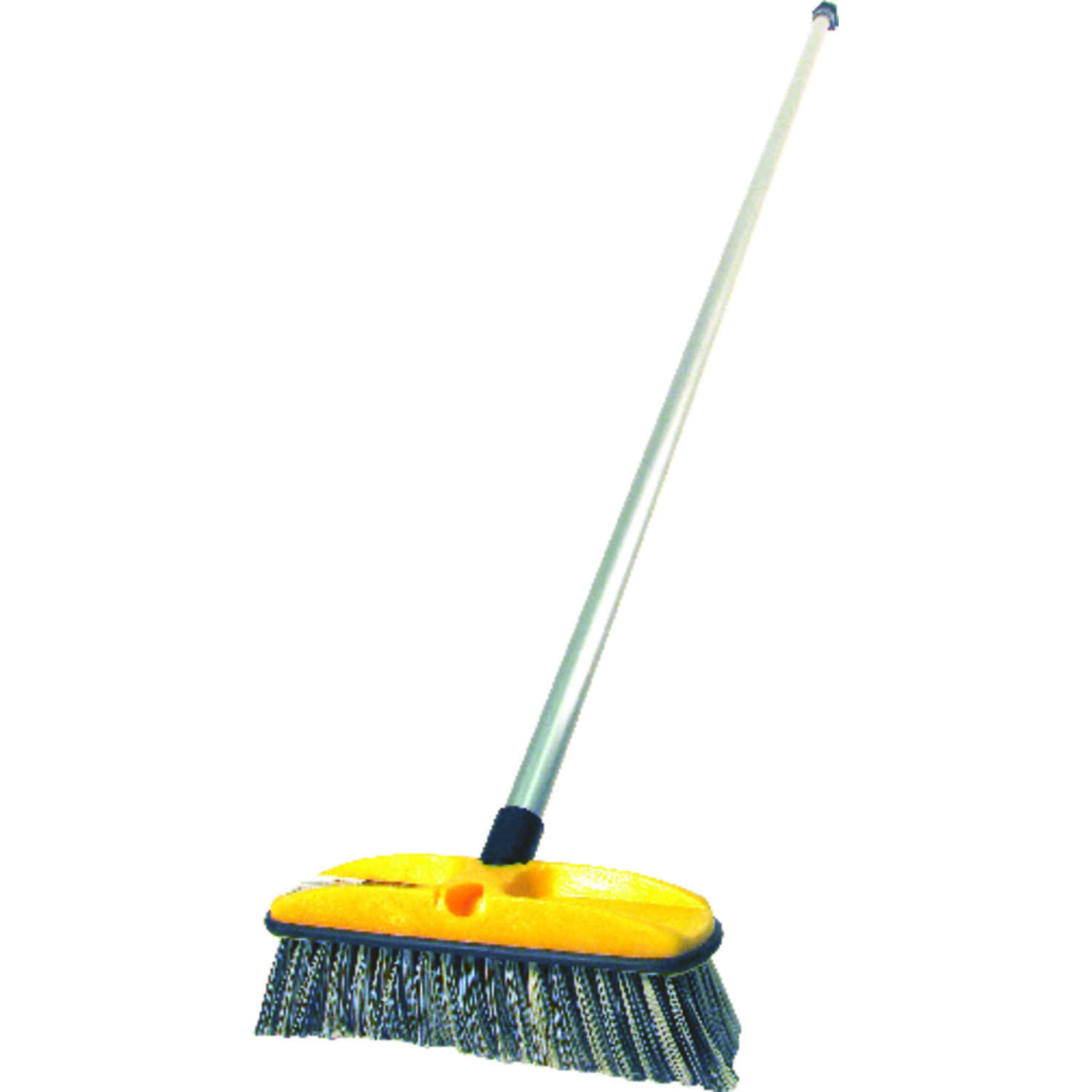 Rubbermaid  18.88 in. W Plastic  Siding Brush with Handle