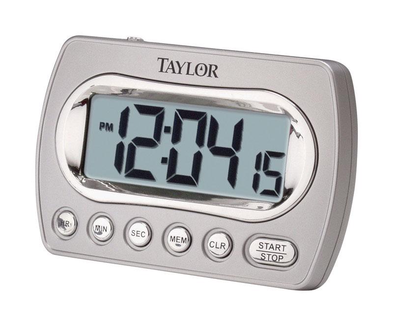 Beau Taylor Digital Plastic Timer
