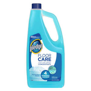 Pledge  Rainshower Scent Floor Cleaner  32 oz. Liquid