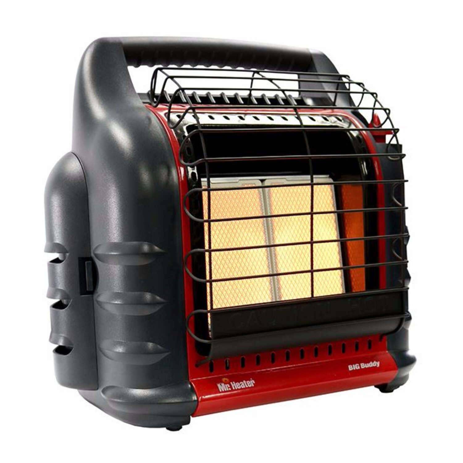 Mr. Heater Big Buddy 18,000 BTU/hr. 450 sq. ft. Radiant Propane Portable Heater