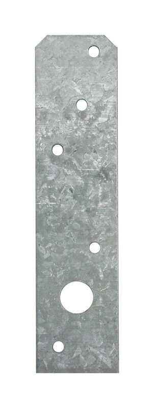 Simpson Strong-Tie  24 in. H x 1.25 in. W x 1-1/4 in. H 20 Ga. Galvanized Steel  Strap