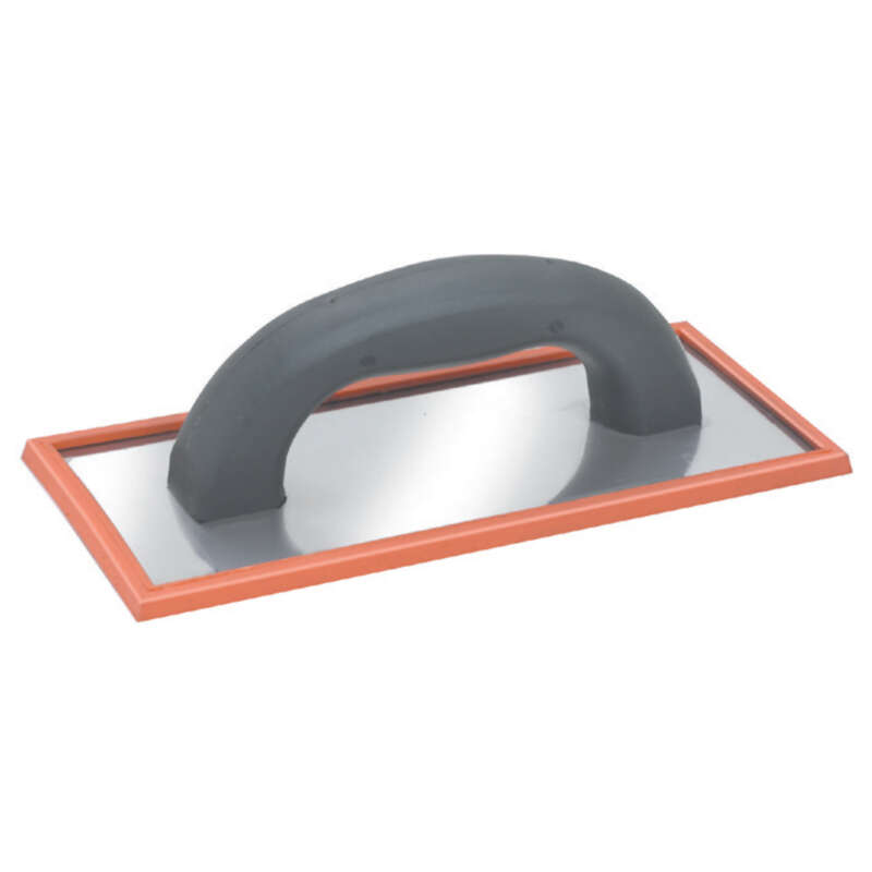 Allway  4.5 in. W x 10 in. L Rubber Pad  Grout Float  Smooth