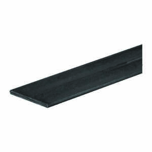 Boltmaster  12 in. Uncoated  Steel  Weldable Plate