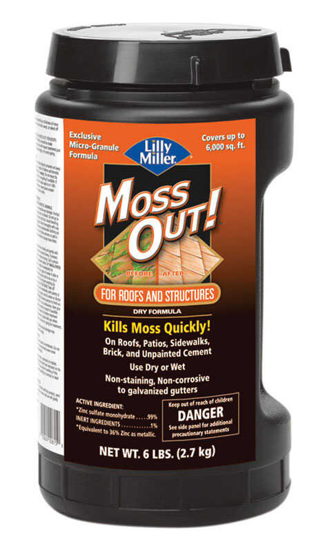 Lilly Miller Moss Out Granules Moss Killer 6 Lb Ace