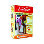 Sunbeam  TrashRac  5 gal. Plastic  Trash Rack