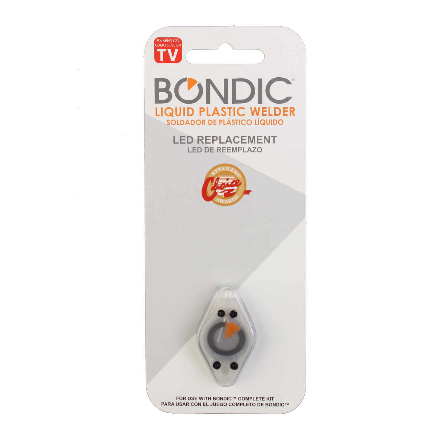 Bondic Medium Strength Led Replacement Adhesive Curing
