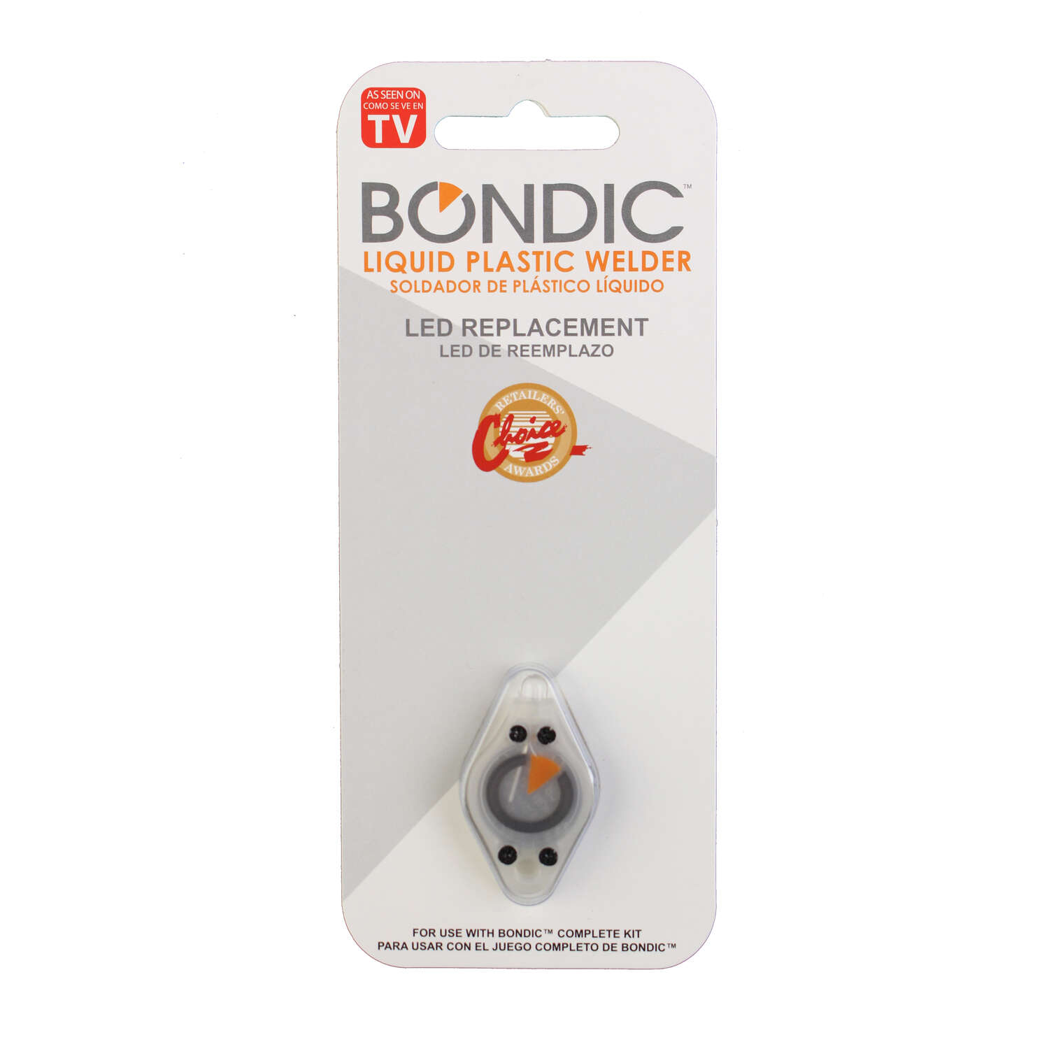 Bondic  Medium Strength  LED Replacement Adhesive Curing Light