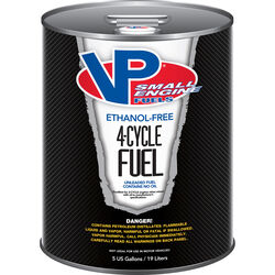 VP Racing Fuels Small Engine 4-Cycle Small Engine Fuel 5 gal.