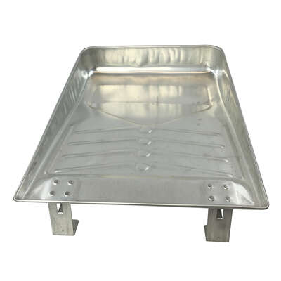 Shur-Line Metal 10.5 in. W x 15 in. L Paint Tray